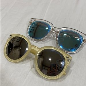 LARGE ROUND SUNGLASSES (2 PACK)